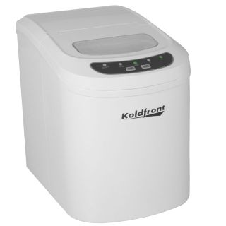 Koldfront White Ultra Compact Portable Ice Maker See Price in Cart 4.1