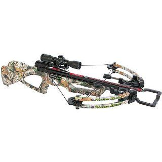 Parker Compound Bows 12 Tornado F4 165# Crossbow Pkg W/Ill