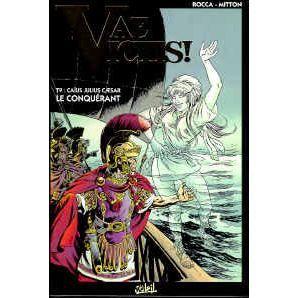 Vae victis t.9 ; Caius Julius Caesar   Achat / Vente BD Simon Rocca