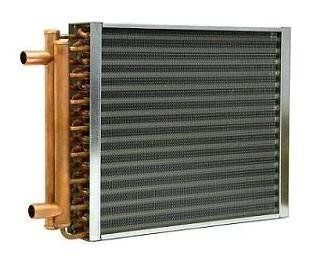 18x18 Outdoor Wood Boiler Heat Exchanger, 120, 000 BTU
