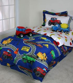 Roadwork T200 Bed Set