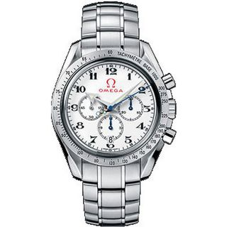 Omega Speedmaster Broad Arrow Olympic Watch