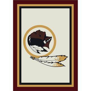 Washington Redskins Spirit Rug (78 x 109)