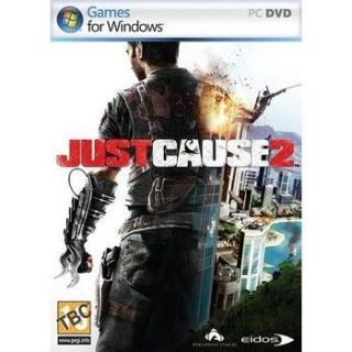 JUST CAUSE 2 / JEU PC DVD ROM   Achat / Vente PC JUST CAUSE 2 PC DVD
