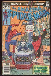 Amazing Spider Man, v1 #162. Nov 1976 [Comic Book] Marvel (Comic