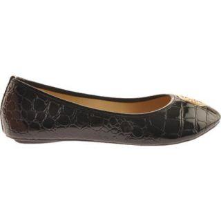 Womens Vecceli Italy BF 102 Black Compressed Leather