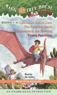 Magic Tree House Audio Collection Books 1 4