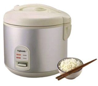 Fujitronic FR 168S Stainless Steel Rice Cooker Kitchen