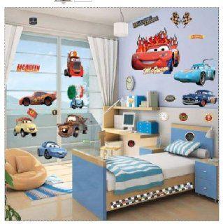 Disney Pixar Cars Peel & Stick Wall Decal   Easy Wall