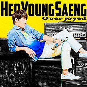Heo Young Saeng   Over Joyed (CD+DVD) [Japan LTD CD] PCCA