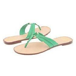 Lilly Pulitzer McKim Sandal Palm Beach Green