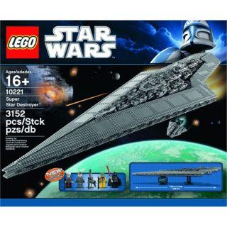 LEGO Starwars Super Star Destroyer   Achat / Vente JEU ASSEMBLAGE
