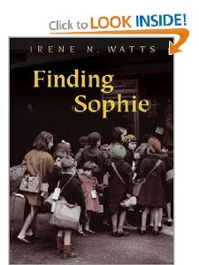 Finding Sophie (9780887766138) Irene N. Watts Books