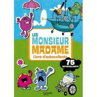Coloriages monsieur madame de roger hargreaves m malchance m - Collection livre monsieur madame ...