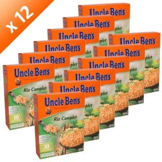 UNCLE BENS Riz Complet 500g x12   Achat / Vente RIZ UNCLE BENS Riz