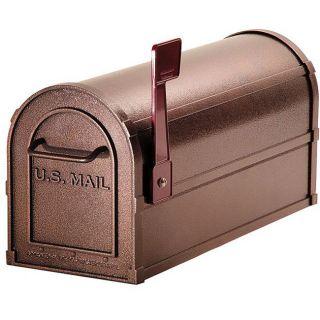 duty Rural Mocha Mailbox Today $112.21 5.0 (2 reviews)