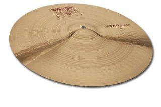 Paiste 2002 Classic Cymbal Power Crash 18 inch Musical