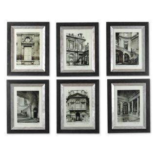 Paris Scene Framed Art Set/6 Today $231.99