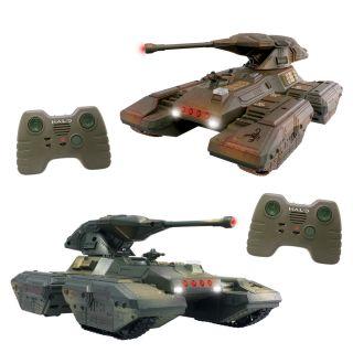 Halo Battling   Tanques láser con control remoto (set de 2