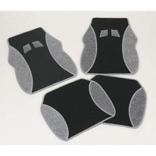 Imdifa Jeu de 4 tapis moquette Modena   Achat / Vente TAPIS DE SOL