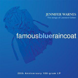 Famous Blue Raincoat [Vinyl] Jennifer Warnes Music