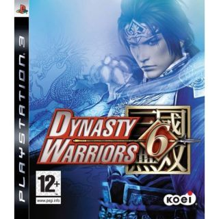 DYNASTY WARRIORS 6 / JEU CONSOLE PS3   Achat / Vente PLAYSTATION 3