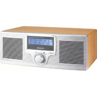 Sangean HDR 1 Table Top HD Radio Receiver Electronics