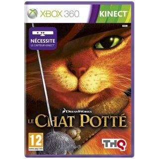 Achat / Vente XBOX 360 LE CHAT POTTE KINECT / X360