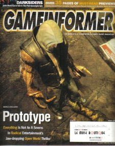 August 2007   Issue 172) Featuring PROTOTYPE Andrew McNamara Books