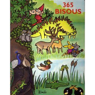 365 bisous   Achat / Vente livre Kimiko pas cher