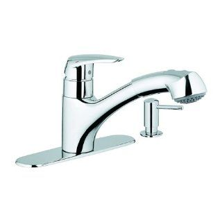 Sink sprayer hook up