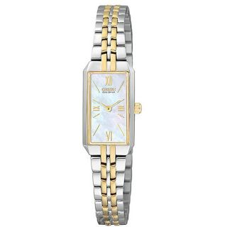 Citizen Womens Eco Drive Two tone Steel Watch