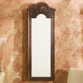 Arch top Jewelry Armoire