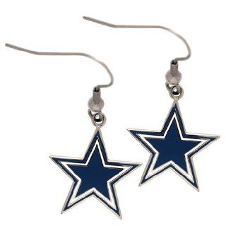 Dallas Cowboys NFL Star Logo Earrings