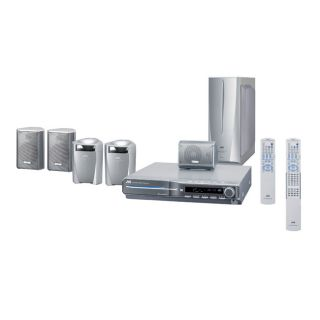 JVC TH C3 810 watt 5 disc DVD Home Theater System (Refurbished