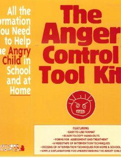 Anger Control Tool Kit (177 Pages/3 Ring Binder   Video 90 minutes