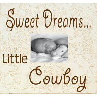 Sweet Dreams Little Cowboy 4 x 6 Tabletop Picture Frame
