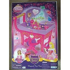 Disney Princess ~ Sleeping Beauty Magical Tea Cart (14