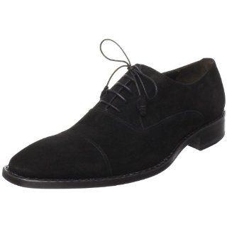 Mezlan Mens 12899 Oxford,Black,7 M US Shoes