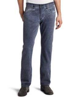 Hudson Mens Byron Selvage Straight Jean Clothing