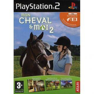 MON CHEVAL ET MOI 2 / JEU CONSOLE PS2   Achat / Vente PLAYSTATION 2
