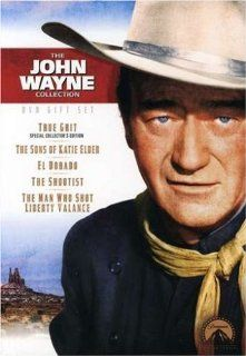 The John Wayne Collection (El Dorado, The Man Who Shot