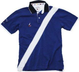 Nautica Sailing Club Coast Cup Sash Polo (Extra Large