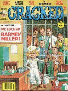 CRACKED Magazine #176 (March 1981): Books