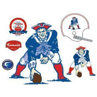 Original AFL Logo Boston Patriots Logo Wall Decal Sports