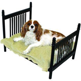 Textured Black Iron Pet Bed Today $220.99