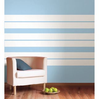 WallPops Ghost Stripe Decal Bundle Vinyl Wall Art