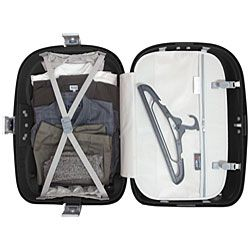 Heys Armatech 2 piece Hardside Luggage Set