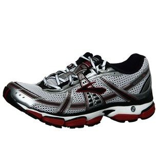 Brooks Mens Trance 9 White Running Shoes