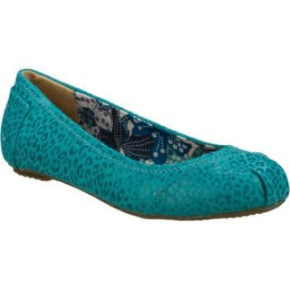 Womens Skechers BOBS Ballerinas Pirouette Blue